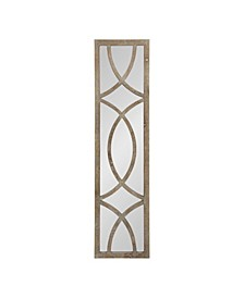 Tolland Wood Panel Wall Mirror