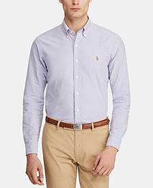 Men's Big & Tall Classic-Fit Oxford Shirt