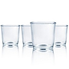 Cocoon Double Old Fashioned Glass - Set of 4