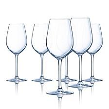 Domaine Tulip Wine Glass - Set of 6