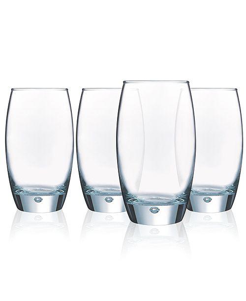 Luminarc Oxygen Cooler - Set of 4