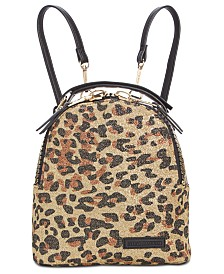 Steve Madden Tiny Lunch Tote Backpack
