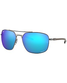 Ray-Ban Polarized Sunglasses, RB8322CH 62