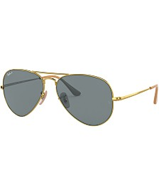 Ray-Ban Polarized Sunglasses, RB3689 55
