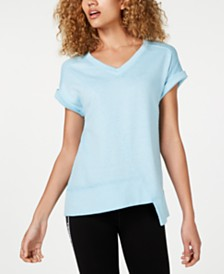 Calvin Klein Performance Asymmetrical T-Shirt