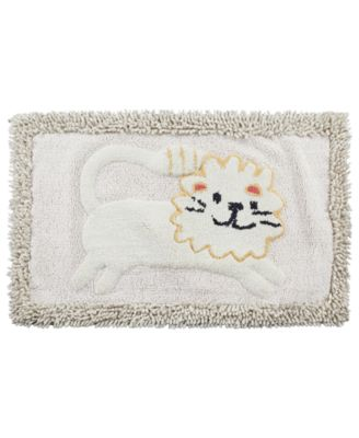 Bath Accessories, Animal Crackers Bath Rug