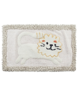 Creative Bath Bath Accessories, Animal Crackers Bath Rug Bedding
