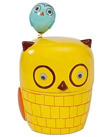 Creative Bath Give a Hoot Jar