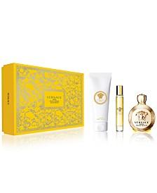 Versace 3-Pc. Eros Pour Femme Eau de Parfum Gift Set