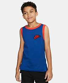 Nike Big Boys Retro Basketball Tank Top