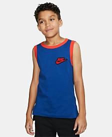 Nike Big Boys Retro Basketball Tank Top