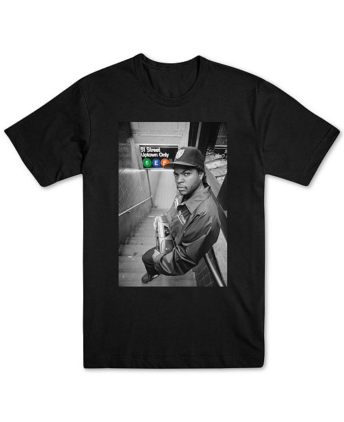 Merch Traffic Ice Cube Subway Men's Graphic T-Shirt