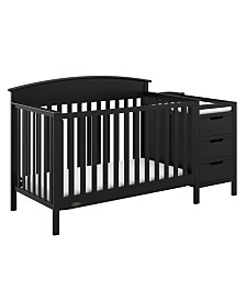 Graco Benton 5 in 1 Convertible Crib and Changer