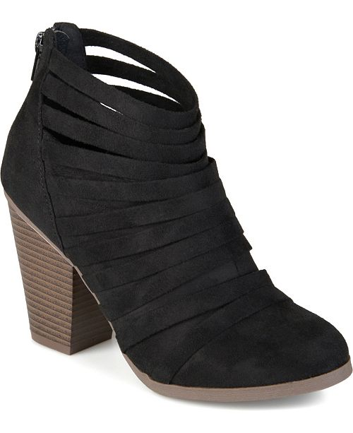 Journee Collection Women's Selena Bootie