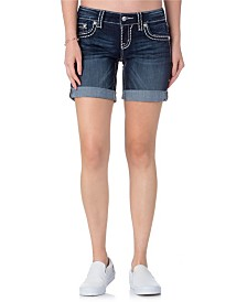 Miss Me Signature Fit Short