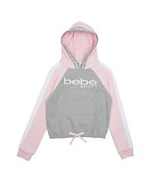 Bebe Girl Fleece Pullover Hoodie