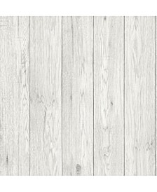 "Mammoth Lumber Wood Wallpaper - 396"" x 20.5"" x 0.025"""