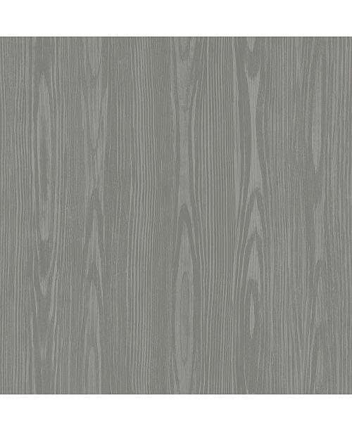 Illusion Faux Wood Wallpaper 396 X 20 5 X 0 025
