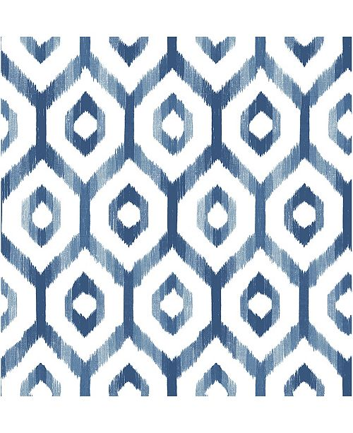 "Brewster Home Fashions Lucia Diamond Wallpaper - 396"" x 20.5"" x 0.025"""