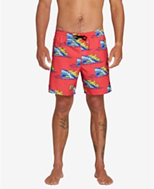 "Volcom Men's Duhh Dunt 17"" Swim Trunks"