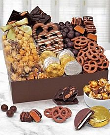 Premium Belgian Chocolate-Covered Gift Box