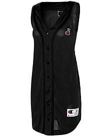 Sleeveless Baseball Dress