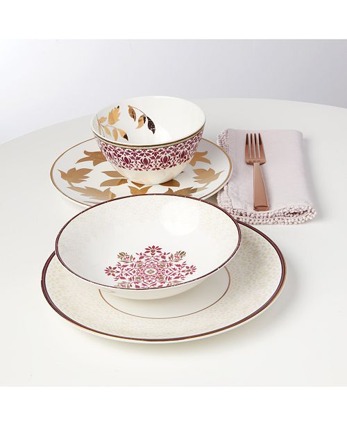 Lenox Global Tapesetry Garnet Collection
