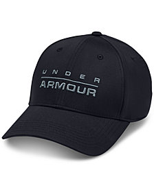 Under Armour Men's Logo Cap