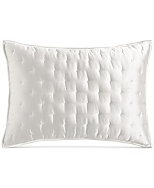 Moire Quilted King Sham, Created for Macy's