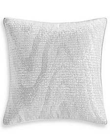 """CLOSEOUT! Moire 18"""" x 18"""" Decorative Pillow, Created for Macy's"""