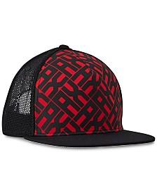 A|X Armani Exchange Men's Logo Snapback Hat