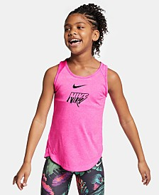 Nike Big Girls Trophy Dri-FIT Training Tank Top