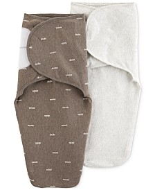 Carter's Baby Boys & Girls 2-Pk. Swaddle Blankets