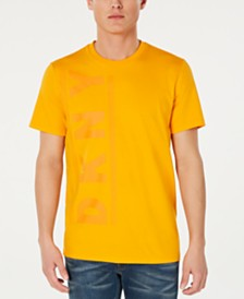 DKNY Men's Side Logo Graphic T-Shirt