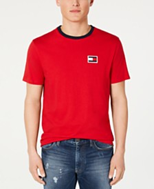 Tommy Hilfiger Men's Logo Graphic T-Shirt
