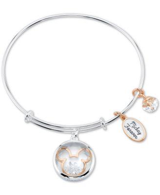 3 Pcs//Set  Fashion Women/'s Gold Heart Bow Open Bangle Crystal Bracelet Jewelry