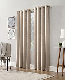 Suite 918 Chanson Brushed Velvet Window Collection