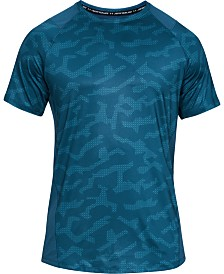 Under Armour Men's MK-1 Short Sleeve Printed