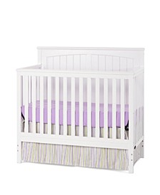 Sheldon 4 in 1 Convertible Crib