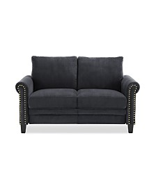 Lifestyle Solutions Ash Loveseat