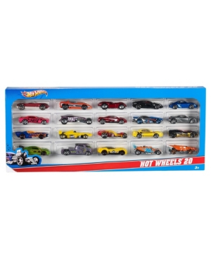 Hot Wheels 20 Gift Pack