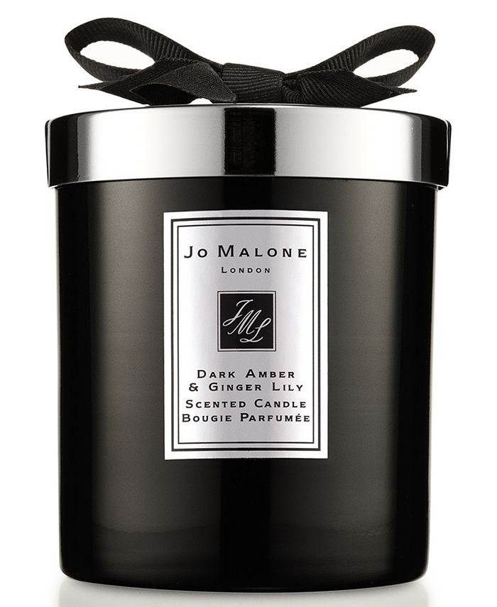 Jo Malone London - Dark Amber & Ginger Lily Scented Candle