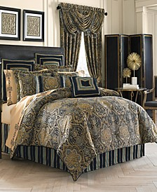 Five Queens Court Palmer King Comforter Set