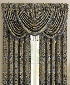 Five Queens Court Palmer Waterfall Valance