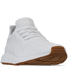 Men's Originals Swift Run Casual Sneakers from Finish Line