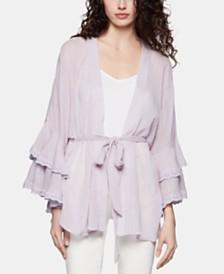 BCBGeneration Cotton Kimono Scarf Wrap