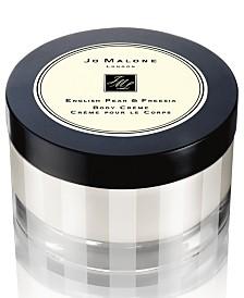 Jo Malone London English Pear & Freesia Body Crème, 5.9-oz.
