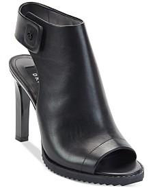 DKNY Brin Slingback Dress Sandals, Created For Macy's