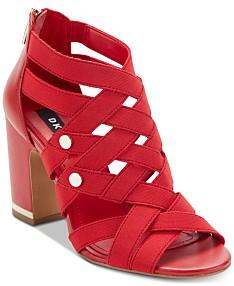 e65d6d70523 Block Heel Women's Sandals and Flip Flops - Macy's