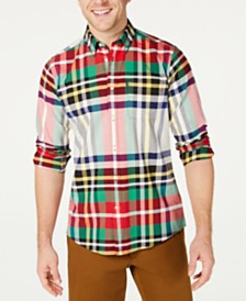 Barbour Men's Highland Check Shirt, Created for Macy's